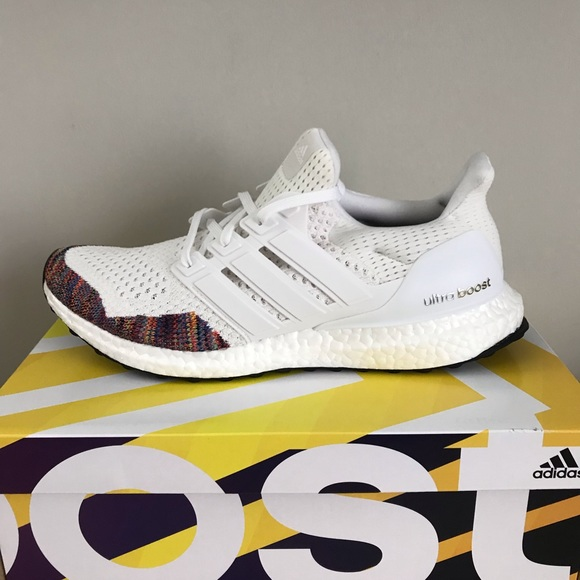 af7f438f6305e Adidas Ultraboost 1.0 Multicolor